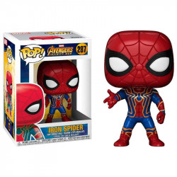 Фигурка Funko POP Iron Spider 287