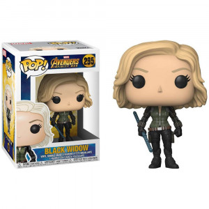 Фигурка Funko POP! Avengers Infinity War: Black Widow 295