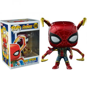 Фигурка FUNKO POP! Iron Spider 300