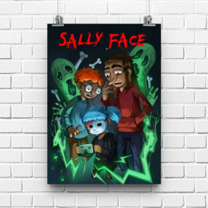 Постер Sally Face
