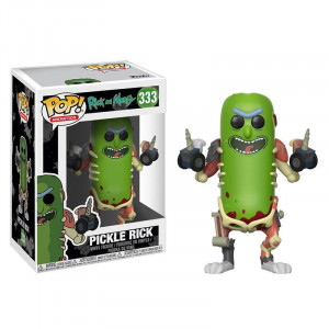Фигурка Funko POP Pickle Rick 333
