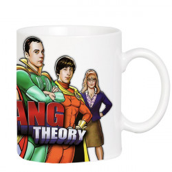 Кружка Big Bang Theory