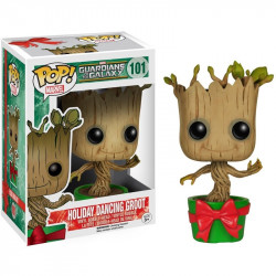 Фигурка FUNKO POP Holiday dancing Groot