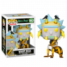 Фигурка Funko POP! Rick and Morty: Wasp Rick 663